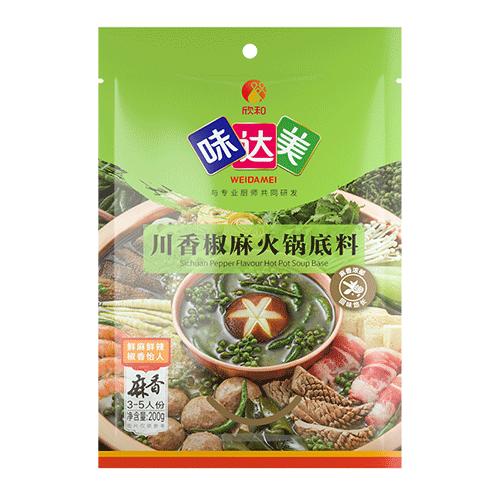 川香椒麻火锅底料