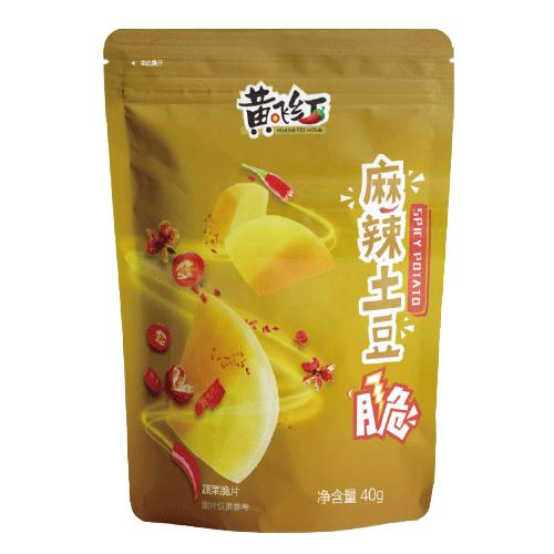 麻辣土豆脆